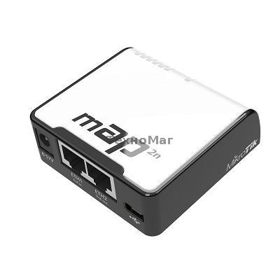 Wi-Fi роутер MikroTik mAP lite RBmAPL-2nD